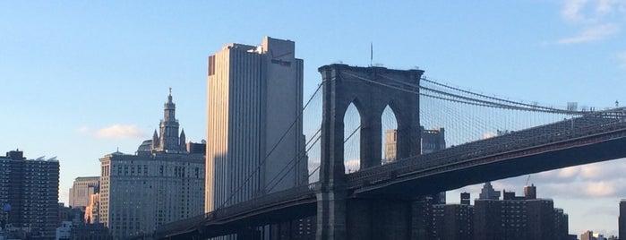 Puente de Brooklyn is one of NYC.