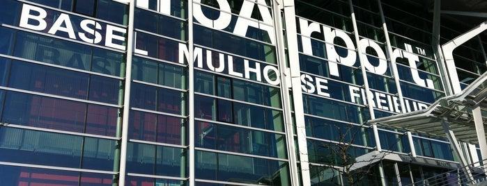 EuroAirport Basilea Mulhouse Friburgo (BSL) is one of Airports Europe.