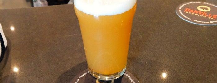 Danville Brewing Co. is one of Lugares favoritos de Ben.