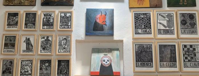 Espacio Zapata is one of Oaxaca y Puebla.
