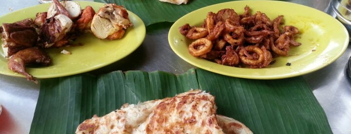 Kedai Makanan Raju (Raju's) is one of Old Time Favorites.