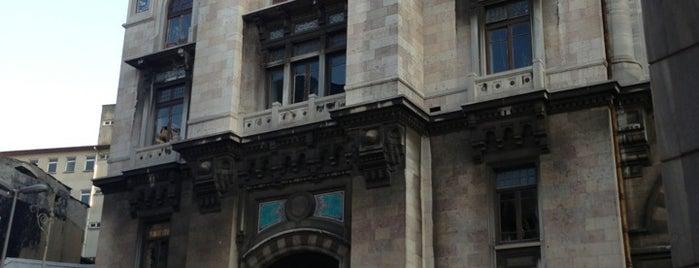 Sirkeci PTT Müzesi is one of Gezelim Görelim Eski İstanbul.