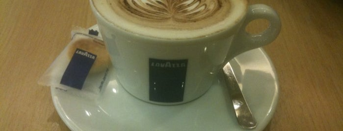 Lavazza is one of Coffee shops I love.