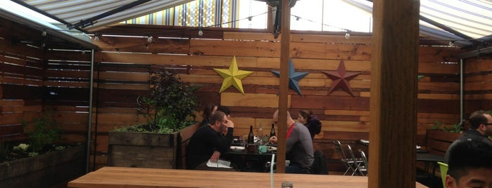 Starbelly is one of Non-Zeitgeist Patios in SF.