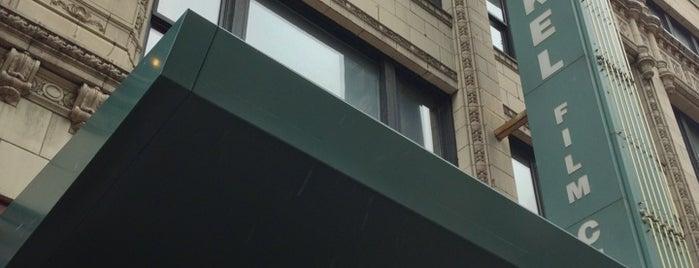 Gene Siskel Film Center is one of Chicago.