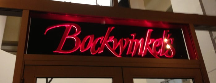 Bockwinkel's is one of chicago POI's.