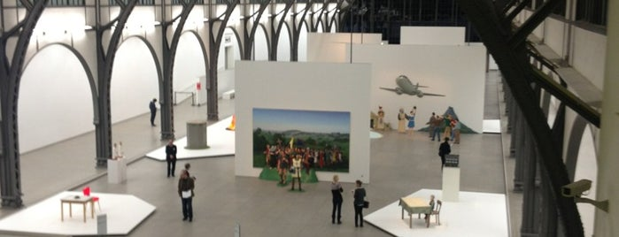 Hamburger Bahnhof – Museum für Gegenwart is one of Berlin's Best Museums - 2013.