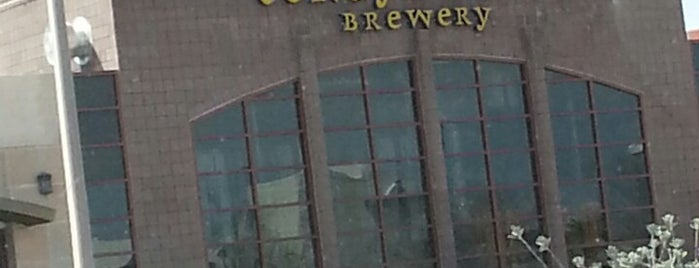 Tenaya Creek Brewery is one of Vegas.