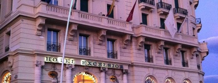 Hotel Excelsior is one of Naples, Capri & Amalfi Coast.