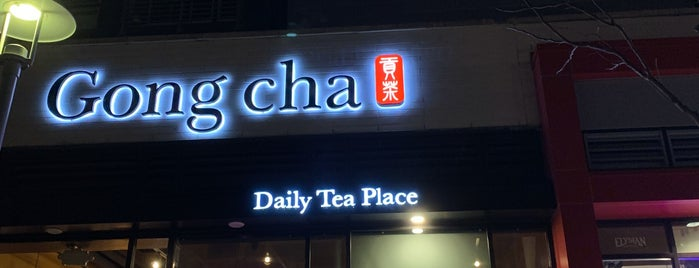 Gong Cha is one of Posti che sono piaciuti a Adrian.
