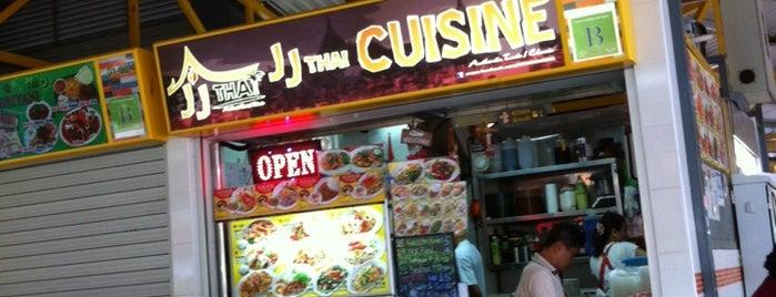 JJ Thai Cuisine is one of Sing resto.