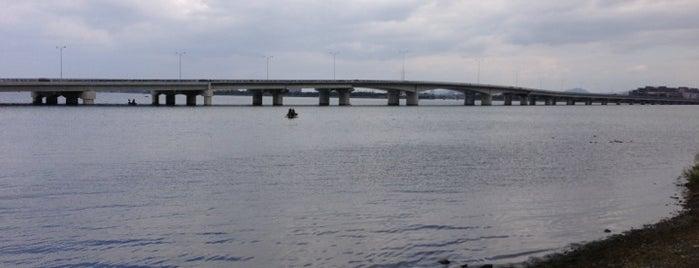 近江大橋 is one of 滋賀県.