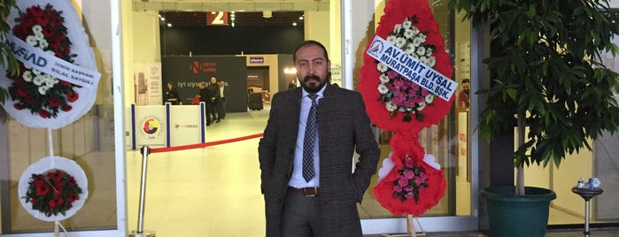 Anfaş is one of Posti che sono piaciuti a Ercan.