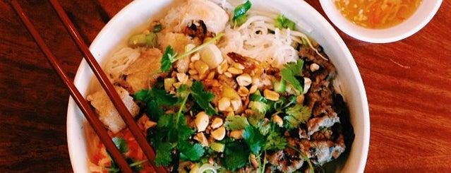 Saigon Eden is one of Best Food.
