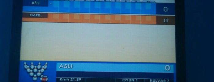 Play Bowling is one of Tempat yang Disukai Mehmet Ali.