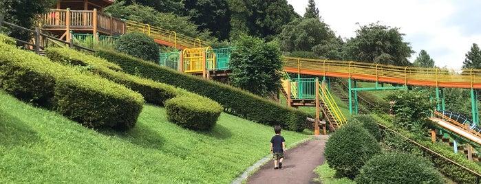 倉渕せせらぎ公園 is one of モリチャン'ın Beğendiği Mekanlar.