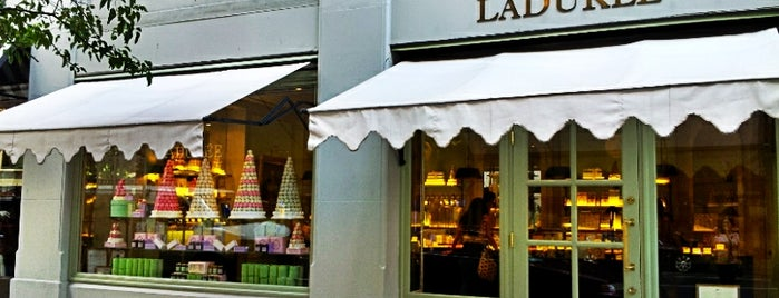 Ladurée is one of Gourmet Expectations: Eats Good!.
