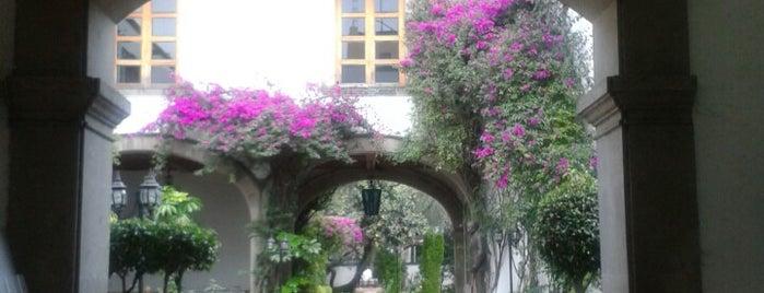 Casa de la Cultura de Azcapotzalco is one of DF.