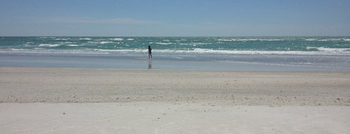 South Lido Beach is one of Sarasota.