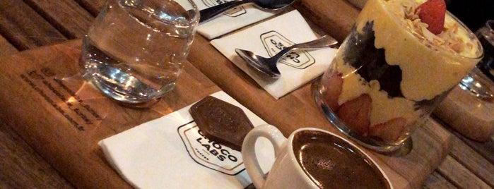 Chocolabs is one of Şahin Görün : понравившиеся места.