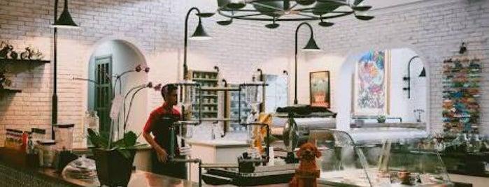 Trafique Coffee is one of Marcella'nın Beğendiği Mekanlar.