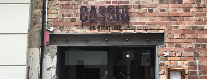 Cassia is one of Auckland.