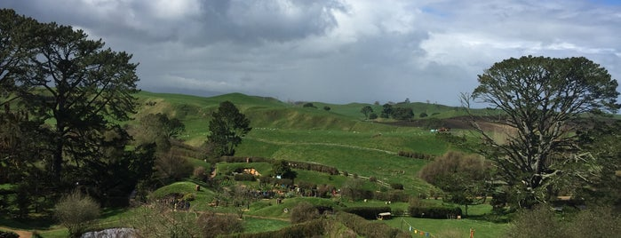 Hobbiton Movie Set & Farm Tours is one of Lieux sauvegardés par Stephane.