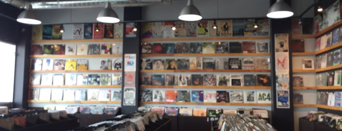 11th Street Records is one of Gespeicherte Orte von George.