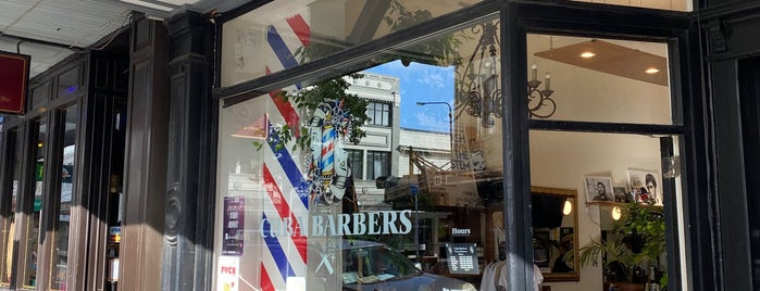 Cuba Barbers is one of New Zealand (North Island).