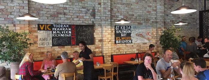 Cafe Melbourne is one of Tempat yang Disukai David.