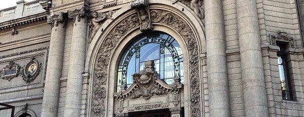 Museo Nacional de Bellas Artes is one of Chile - A fazer.