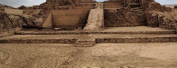Santuario Arqueológico de Pachacámac is one of Perú, Lima..