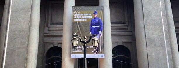 Archivo Nacional Histórico is one of Pablo 님이 저장한 장소.
