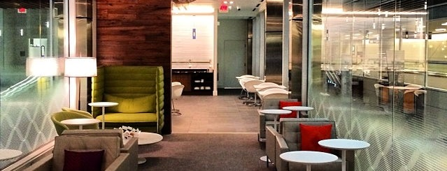 The Centurion Lounge by American Express is one of Dallas.