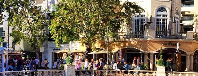 The Grove is one of California Memories 🌴☀️🏄🇺🇸.