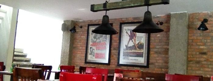 Conclave Bistro & Pub is one of Tempat yang Disimpan William A..