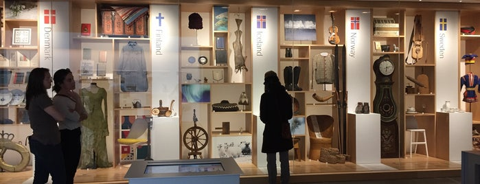 Nordic Heritage Museum is one of kristyさんのお気に入りスポット.