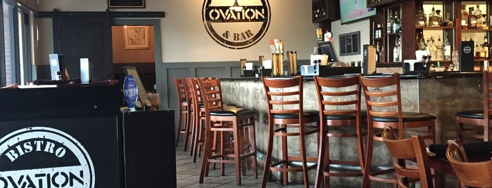 Ovation Bistro & Bar is one of Orlando Vacation.