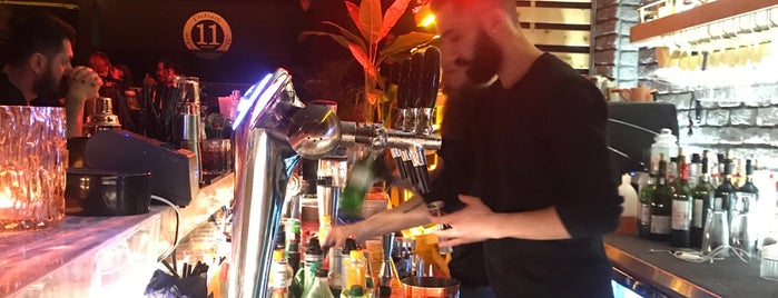 11 Kadıköy is one of Bar-Pub.