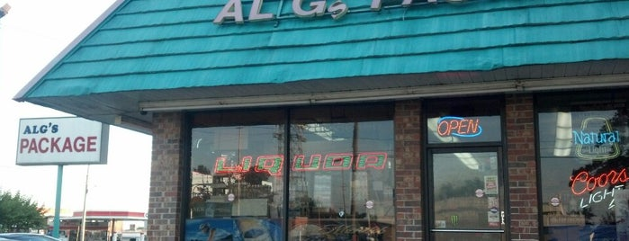 Al G's Liquor Store is one of ATL_Hunter 님이 좋아한 장소.