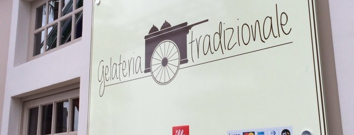 Gelateria Tradizionale is one of Locais curtidos por Thaís.