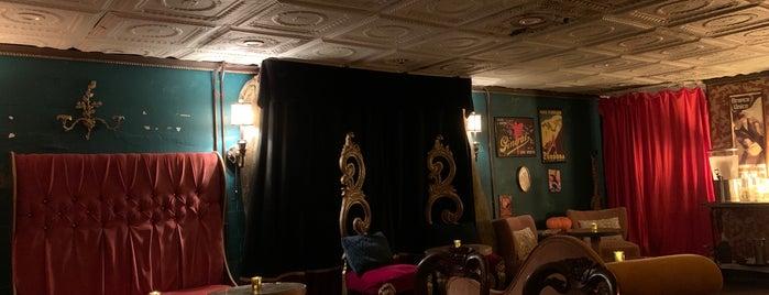 Milonga Room is one of Austin.