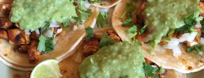 Tacos Chukis is one of America's Greatest Taco Spots.