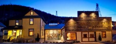 High West Distillery & Saloon is one of 8 Park City Spots for Sundance Boozing//Schmoozing.