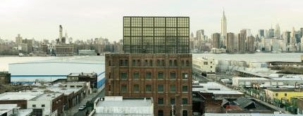 Wythe Hotel is one of MY NEW YORK //.