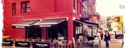 Wogies Bar & Grill is one of Places.