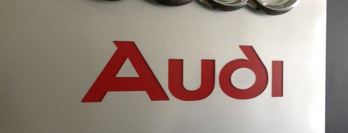 Audi Erel Otomotiv is one of Yunusさんのお気に入りスポット.
