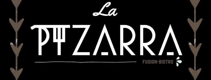 La Pizarra is one of Merida.