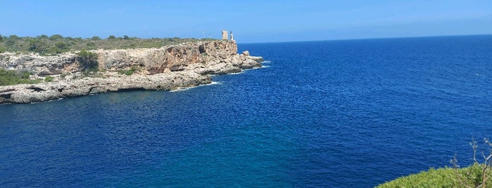 Cala Figuera is one of mallorca.