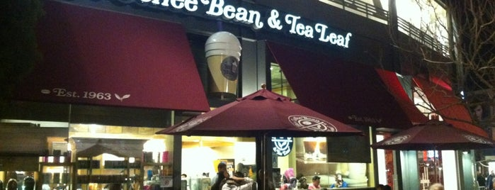 The Coffee Bean & Tea Leaf is one of Los Angeles.